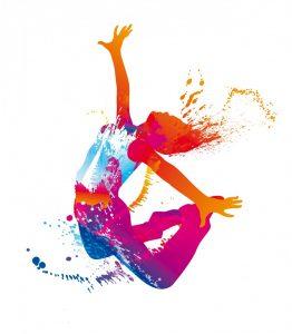 Táncos kép